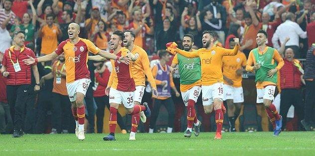Galatasaray pes etmez