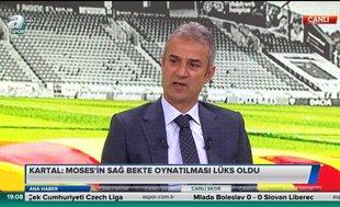 "İsmail Kartal: ""Galatasaray derbide rehavete kapıldı"""
