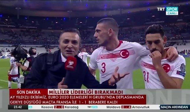 Merih Demiral: Ne Mutlu Türküm Diyene!