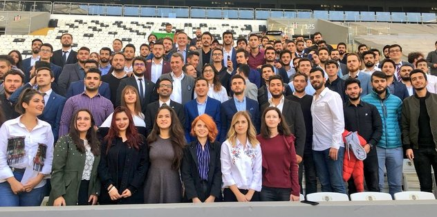Ahmet Nur Çebi, üniversiteli Beşiktaşlılarla buluşuyor
