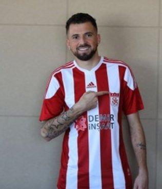 Sivasspor Claudemir Domingues ile sözleşme imzaladı