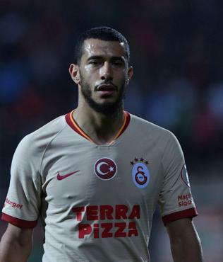Galatasaray'dan Younes Belhanda'ya ceza!