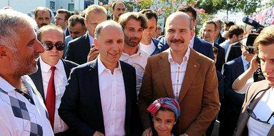 Trabzonspor'da bayramlaşma töreni yapıldı
