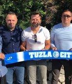 Elvir Baljic Tuzla City'den ayrıldı