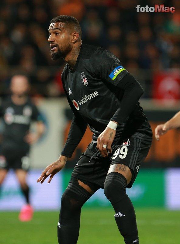 Beşiktaş'ın yıldızı Kevin-Prince Boateng'i görenler tanıyamıyor!