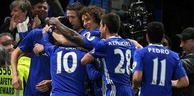 Chelsea'den şampiyonluk için dev adım