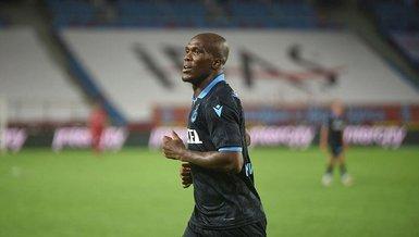Trabzonspor'da Nwakaeme enfeksiyon kaptı