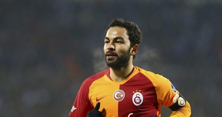 Galatasaray taraftarından Selçuk İnan'a büyük tepki!