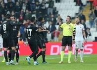 Böylesi hiç görülmedi! Fırat Aydınus Beşiktaş maçında...
