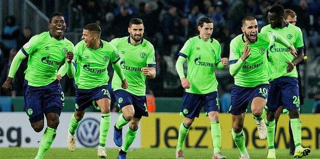 Schalke 04, Almanya Kupası'nda 3. tura yükseldi