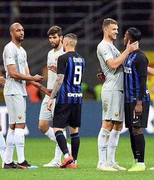 Inter ile Roma yenişemedi