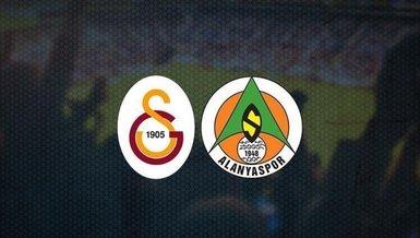 Galatasaray - Alanyaspor maçı CANLI | GS Alanya maçı izle | Gs maçı canlı