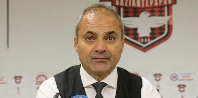 """Erkan Sözeri: """"Kupayı Gaziantep'e getireceğiz"""""""
