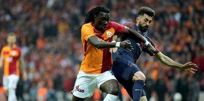 Galatasaray'dan Başakşehir'e esprili gönderme: Yetersiz bakiye