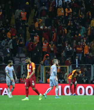 Galatasaray'da seri son buldu!