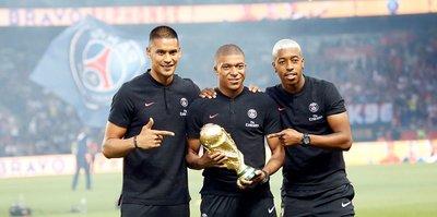 Dünya Kupasının fenomeni Mbappe