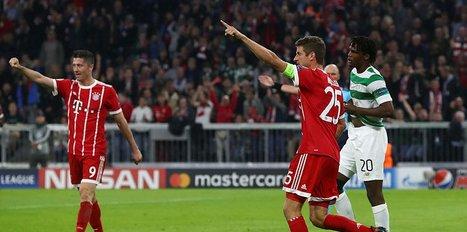 Bayern Münih'e Thomas Müller şoku!