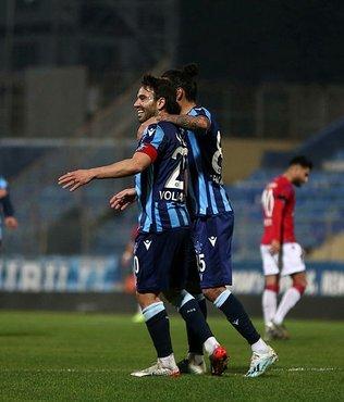 Volkan Şen Adana Demirspor'da yeniden doğdu