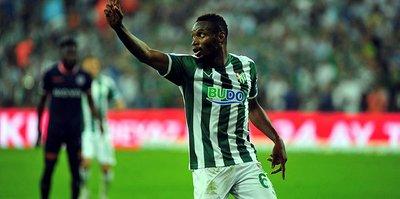 Bursaspor evinde son 6 sezonun gerisinde kaldı
