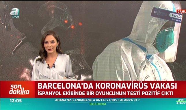 1597224277101 - Son dakika: Barcelona'da corona virüsü şoku!