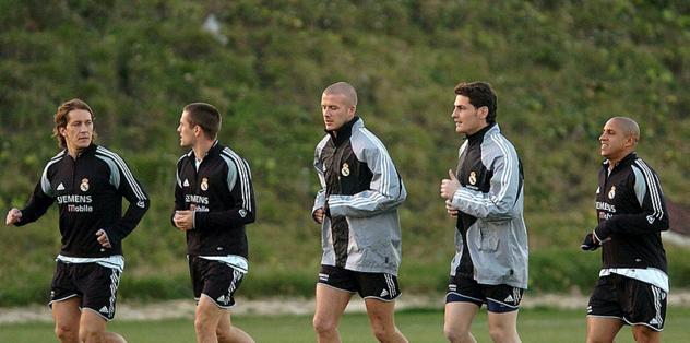 Real Madrid efsanelerinden corona virüsüne karşı açık artırmalı destek! - TFF 1. Lig -