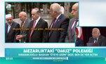 Hamamcıoğlu 'omuz' polemiğini anlattı
