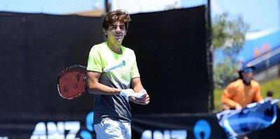 Milli tenisçi Yankı Erel, Avustralya Açık'ta üçüncü turda