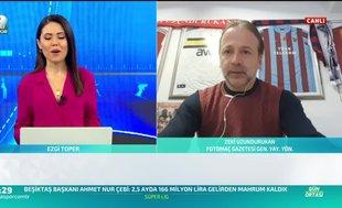 Zeki Uzundurukan: Arda Turan'ın 3'e 5'e bakmadan Beşiktaş'ta oynamayı kabul edeceğini düşünüyorum