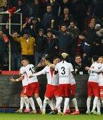 Gaziantep FK'de yeni transferler göz dolduruyor