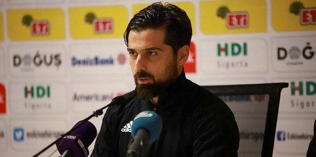 """Hatayspor Teknik Direktörü İlhan Palut: """"Çıkışımızı sürdüreceğiz"""""""