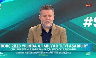 """""""Galatasaray Fenerbahçe ve Beşiktaş büyük sıkıntılar yaşayacak"""""""