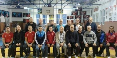 Dünya Veteranlar Güreş Şampiyonası