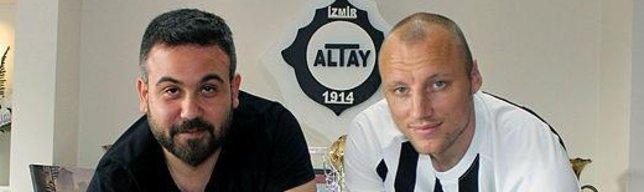 Altay'da ilk takviye savunmaya
