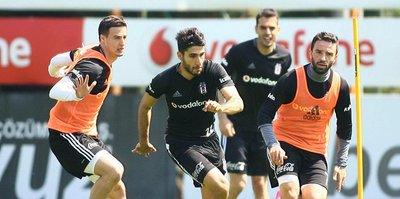 Beşiktaş'ta M. Başakşehir mesaisi