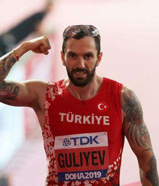 Ramil'in hedefi olimpiyat altını