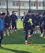 Gaziantepspor hazırlıklarını sürdürüyor