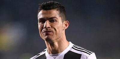 Juventus bir puanı Ronaldo'nun golüyle kurtardı