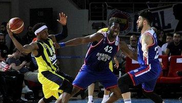 A. Efes ve F.Bahçe Beko play-off oynamayı garantiledi