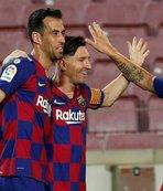 Lionel Messi'den 7. dalya