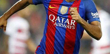 Barça'lı yıldızın babasından ayrılık açıklaması
