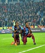 Trabzonspor yabancılarıyla zirve yarışında