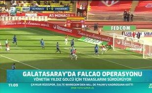 Galatasaray'da Falcao operasyonu