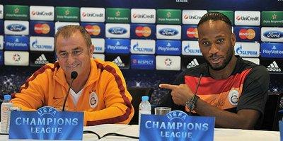 Yeni yardımcı Didier Drogba