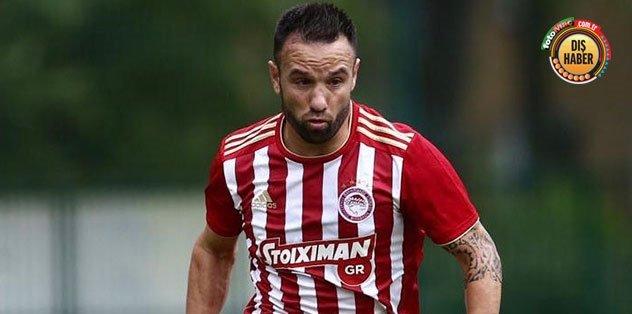 Olympiakos forması giyen Valbuena'dan asist şov