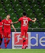 Kerem attı Leverkusen şov yaptı!