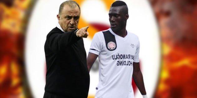 Fatih Terim'den sürpriz transfer tercihi! Karagümrüklü Alassane Ndao... - Futbol -