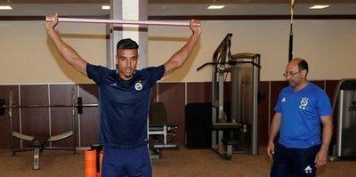 Fenerbahçe tam kadro çalıştı