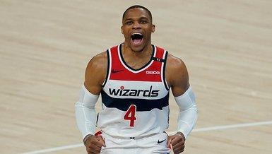 Son dakika spor haberi: Oklahoma City Thunder-Washington Wizards: 109-129