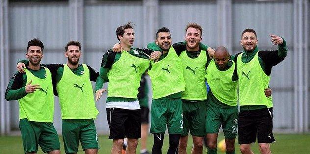 Bursaspor, Demir Grup Sivasspor maçına hazır
