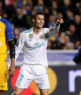 Cristiano Ronaldo, Devler Ligi tarihine geçti